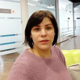 Марина Бобрицкая